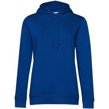 textil Mujer Sudaderas B&c  Azul
