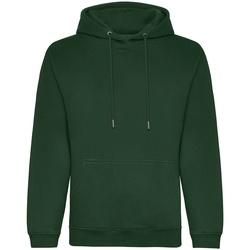 textil Hombre Sudaderas Awdis JH201 Verde