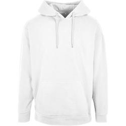 textil Hombre Sudaderas Build Your Brand BB006 Blanco