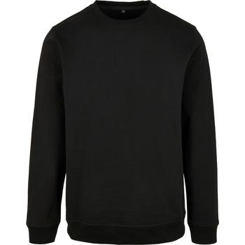 textil Hombre Sudaderas Build Your Brand BB003 Negro