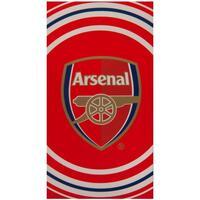 Casa Toalla y manopla de toalla Arsenal Fc Taille unique Rojo