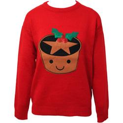 textil Mujer Sudaderas Brave Soul  Rojo