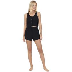 textil Mujer Pijama Brave Soul  Negro