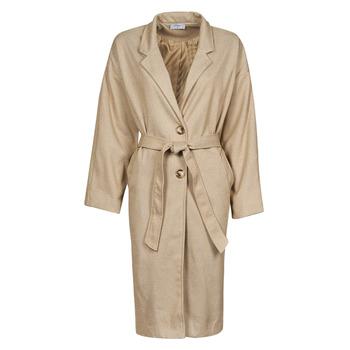textil Mujer Abrigos Betty London PIXIE Beige