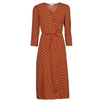 textil Mujer Vestidos largos Betty London PAXONE Rojizo