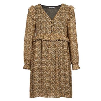 textil Mujer Vestidos cortos Betty London PIXONE Marrón