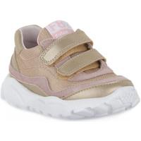 Zapatos Niña Deportivas Moda Naturino FALCOTTO Q75 AMANTHEA ROSE Rosa