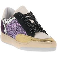 Zapatos Mujer Zapatillas bajas At Go GO 4175 DUCK ORO Beige