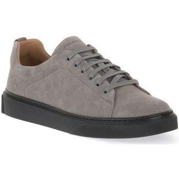 Zapatos Hombre Zapatillas bajas Frau WAXY IRON Grigio