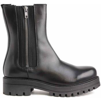 Zapatos Mujer Botines Colour Feet 21544 Negro