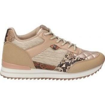 Zapatos Mujer Zapatillas bajas Yumas DEPORTIVAS  NIURKA MODA JOVEN ARENA Beige