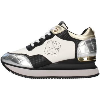 Zapatos Mujer Zapatillas bajas Apepazza F1MIDHIGH07/LEA BLANCO