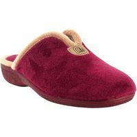 Zapatos Mujer Pantuflas Berevere Ir por casa señora  in 975 burdeos Rojo