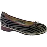 Zapatos Mujer Bailarinas-manoletinas Calzaturificio Loren LOA1110gr grigio