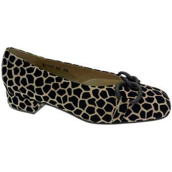 Zapatos Mujer Bailarinas-manoletinas Calzaturificio Loren LOA1120 nero