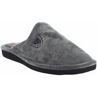 Zapatos Hombre Pantuflas Berevere Ir por casa caballero  in 502 gris Gris