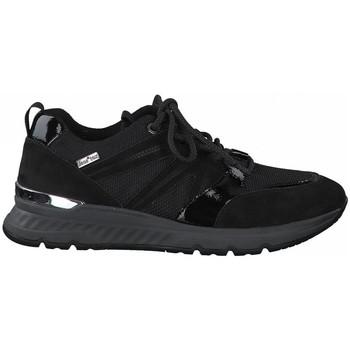 Zapatos Mujer Zapatillas bajas Jana 23727 TEX NEGRA NEGRO