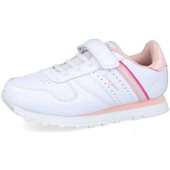 Zapatos Niña Deportivas Moda J´hayber CILERA BLANCO - ROSA