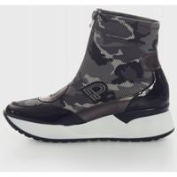 Zapatos Mujer Zapatillas altas Pitillos 1143 Negro