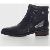 Zapatos Mujer Botines Plumers 5125 Noir