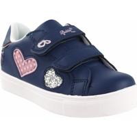 Zapatos Niña Multideporte Bubble Bobble Zapato niña  a3412 azul Azul