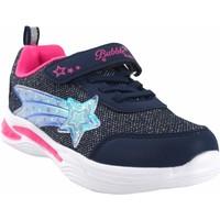 Zapatos Niña Multideporte Bubble Bobble Deporte niña  a3429 azul Azul