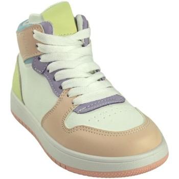 Zapatos Niña Zapatillas altas Bubble Bobble Deporte niña  a3510 varios Rosa