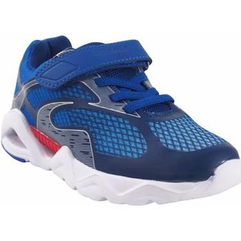 Zapatos Niño Zapatillas bajas Bubble Bobble Deporte niño  a3410 azul Azul