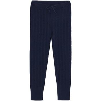 textil Niña Pantalones de chándal Mayoral Leggings malla tricot Azul