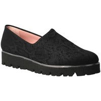 Zapatos Mujer Derbie & Richelieu Pretty Ballerinas 44833 Negro