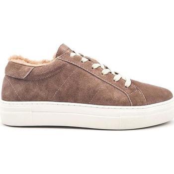 Zapatos Mujer Zapatillas bajas Top3 21720 Marrón