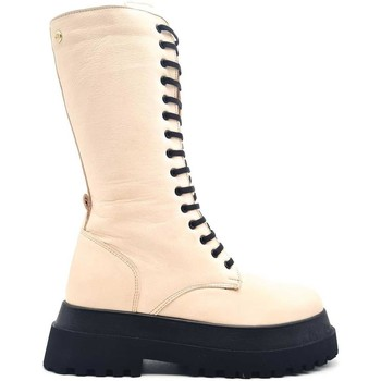 Zapatos Mujer Botas urbanas Top3 21809 Beige