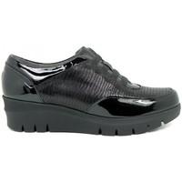Zapatos Mujer Mocasín Pitillos 1113 NEGRO NEGRO