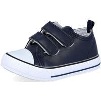 Zapatos Niños Zapatillas bajas Bubble Bobble A3515-S AZUL