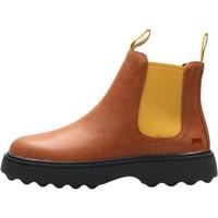 Zapatos Niño Deportivas Moda Camper - Beatles marrone K900149-012 MARRONE