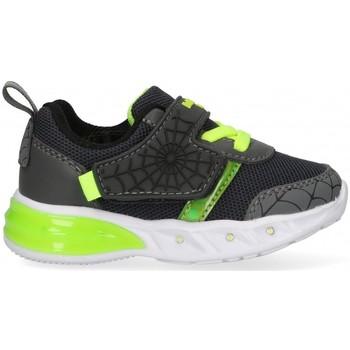 Zapatos Niño Deportivas Moda Bubble 58921 gris