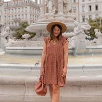 textil Mujer Vestidos cortos Céleste DAHLIA Multicolor