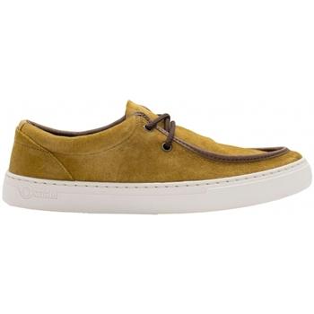 Zapatos Hombre Derbie Natural World Aya 6766 Golden Marrón