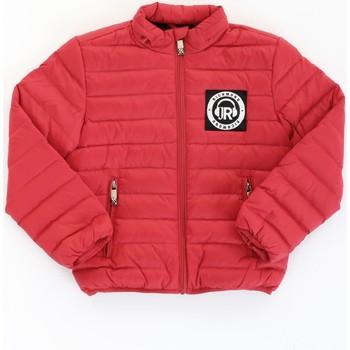 textil Niño cazadoras John Richmond RBA21141PI rojo