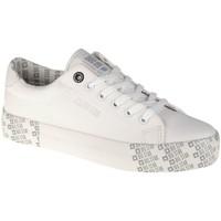 Zapatos Mujer Zapatillas bajas Big Star II274181 Blanco