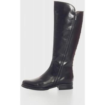 Zapatos Mujer Botas Plumers 9304 Noir