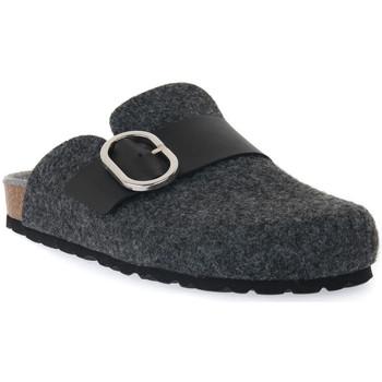 Zapatos Mujer Zuecos (Mules) Grunland ASFALTO 70SARA Grigio
