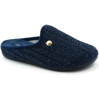 Zapatos Mujer Pantuflas Grunland GRU-I21-CI2409-BL Blu