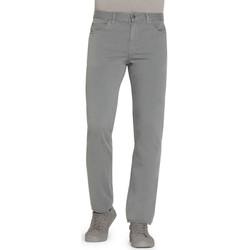 textil Hombre Vaqueros Carrera - 000700_1345A Gris