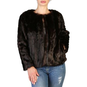 textil Mujer Plumas Yes Zee - g009_e600 Marrón
