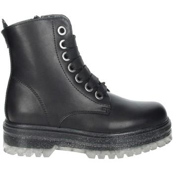 Zapatos Niña Botas de caña baja Asso AG-12532 Negro