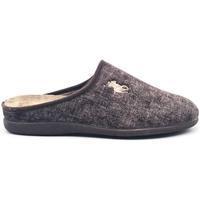 Zapatos Hombre Zuecos (Clogs) Vivant 533 Marrón