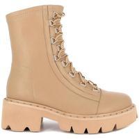 Zapatos Mujer Botas Noa Harmon 8453 Beige