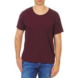 textil Mujer camisetas manga corta American Apparel RSA0410 Burdeo