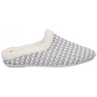 Zapatos Mujer Pantuflas Norteñas 57-196 Mujer Gris gris